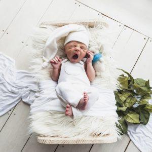 תינוק קטן